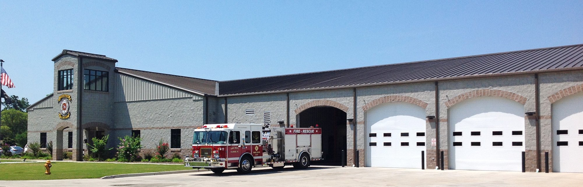 Calabash, NC Fire Station - IBS